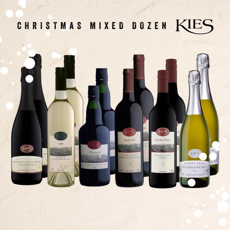 Kies Christmas Mixed Dozen