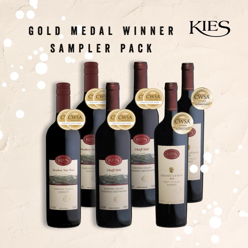 kies wines award winners