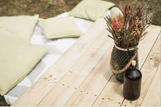 THE PALLET PICNIC - INTRODUCTORY PACKAGE