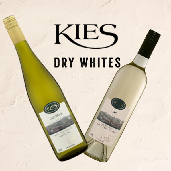 kies membership white wine six packs