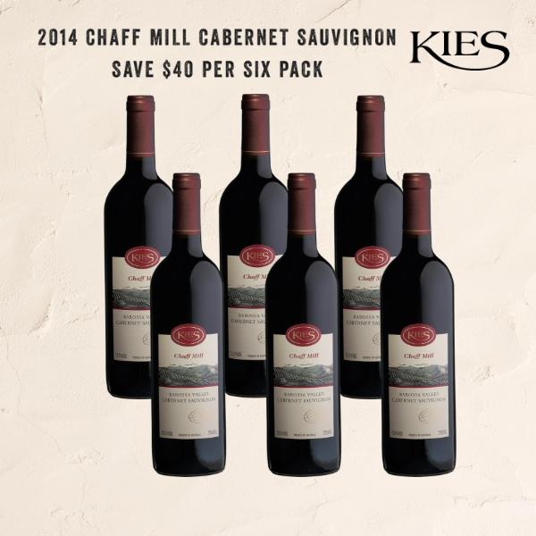 2014 chaff mill Cabernet sauvignon